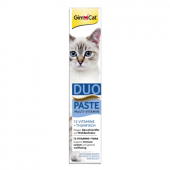 GimCat Duo Paste Multi Vitamin 12 Vitamins + Tuna 50 г