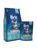 Brit Premium Cat Sensitive 0,8 кг