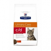 Hill's Prescription Diet Feline c/d Urinary Stress Chicken 4 кг