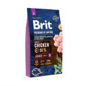 Brit Premium Junior S Chicken 8 кг