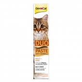 GimCat Duo Paste Anti-Hairball Malt + Cheese 50 г