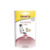 GimCat Anti-Hairball Tabs 40 г