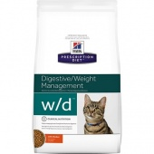 Hill's Prescription Diet Feline w/d 5 кг