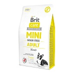 Brit Care Grain-free Mini Adult Lamb 0,4 кг