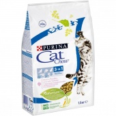 Purina Cat Chow 3 in 1 15 кг