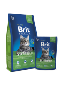Brit Premium Cat Sterilised 1,5 кг