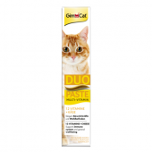 GimCat Duo Paste Multi Vitamin 12 Vitamins + Cheese 50 г