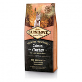 Carnilove Puppy Large Breed Salmon & Turkey 12 кг
