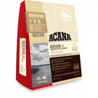 Acana Duck & Bartlett Pear 11,4 кг
