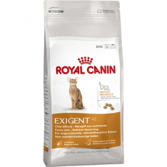Royal Canin Exigent 42 Protein Preference 2 кг