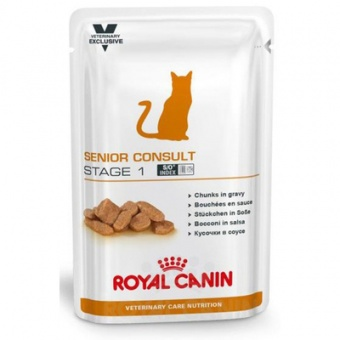 Royal Canin Senior Consult Stage 2 0,1 кг