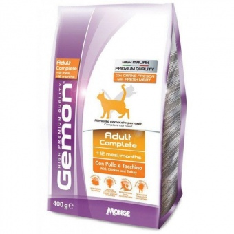 Gemon Adult Complete Chicken & Turkey 1,5 кг
