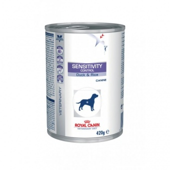 Royal Canin Sensitivity Control Canine Duck & Rice Cans 0,42 кг