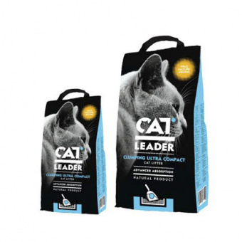 Cat Leader Clumping Ultra Compact Wild Nature Aroma 2 кг