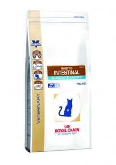 Royal Canin Gastro Intestinal Moderate Calorie Feline 2 кг
