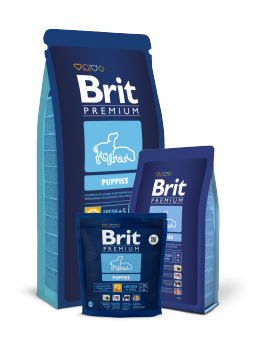 Brit Premium Puppies 3 кг