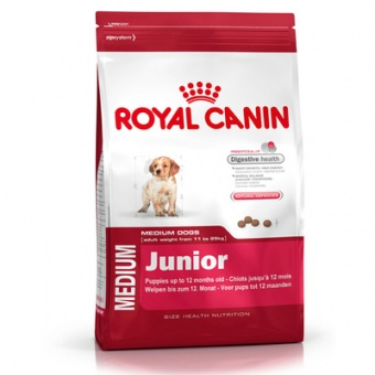 Royal Canin Medium Junior 1 кг