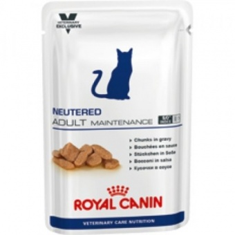 Royal Canin Neutered Cat Adult Maintenance 0,1 кг