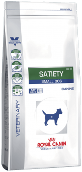 Royal Canin Satiety Small Dog 1,5 кг