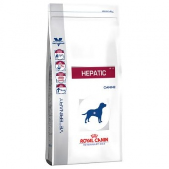Royal Canin Hepatic Canine 1,5 кг
