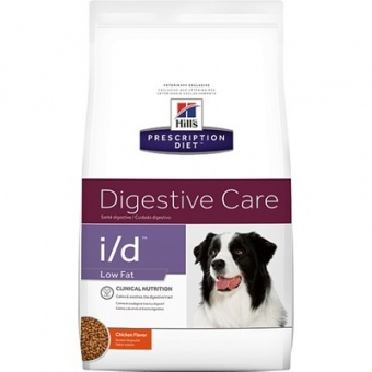 Hill's Prescription Diet Canine i/d Low Fat 12 кг