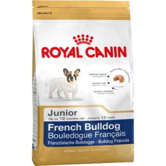Royal Canin French Bulldog Junior 1 кг