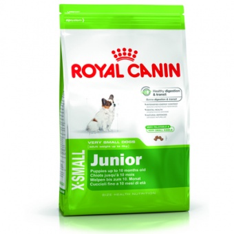 Royal Canin Xsmall Junior 1,5 кг