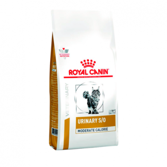Royal Canin Urinary S/O Moderate Calorie 9 кг
