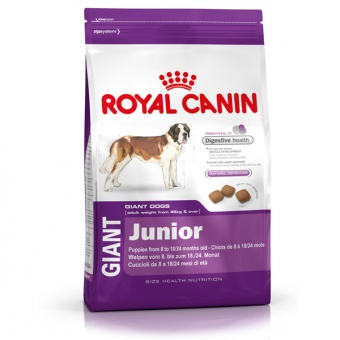 Royal Canin Giant Junior 3,5 кг