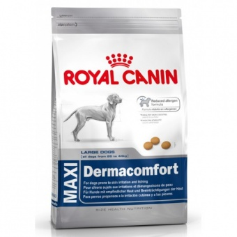 Royal Canin Maxi Dermacomfort 3 кг