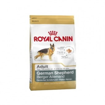 Royal Canin German Shepherd Adult 12 кг