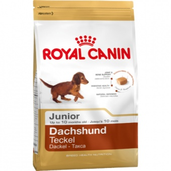 Royal Canin Dachshund Junior 1,5 кг