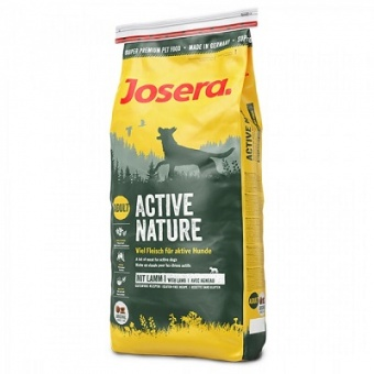 Josera Active Nature 15 кг