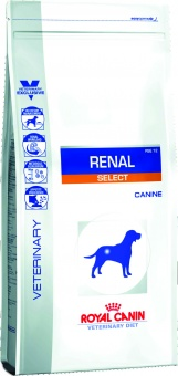 Royal Canin Renal Select Canine 10 кг