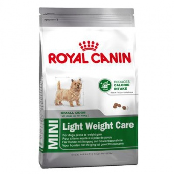 Royal Canin Mini Light Weight Care 2 кг