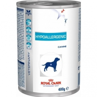 Royal Canin Hypoallergenic Canine Cans 0,4 кг